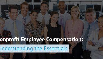 Nonprofit employee compensation strategies are an integral part of the success of your organization!