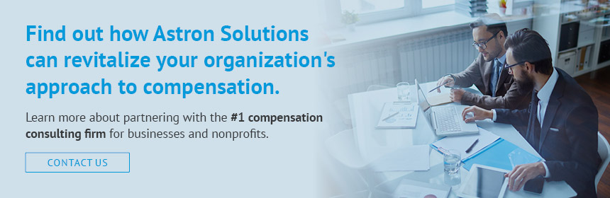 Find out how Astron Solutions can help improve and refine your compensation strategy!