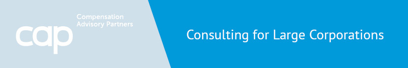 CAP is one of the top compensation consulting firms for large corporations.