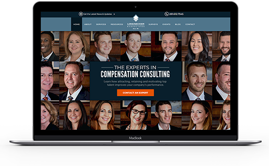 Explore Longnecker's website for more information on their compensation consulting services.