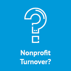 Do nonprofits have high turnover, and how does nonprofit compensation figure in?