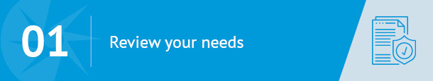 Start by reviewing your need for compensation consulting services.