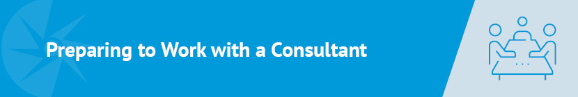 Follow a few best practices to prepare for working with a compensation consultant.
