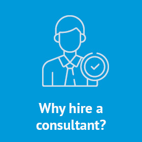 Why should your nonprofit hire a consultant to help with compensation strategy?