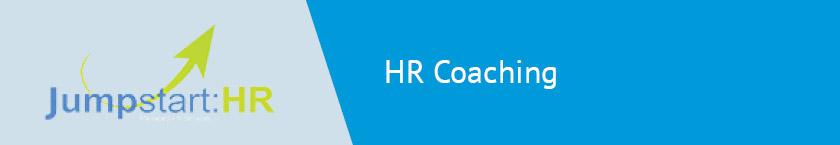 JumpStart HR is a smart choice for human resources coaching.